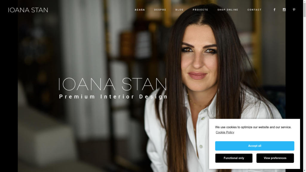 Ioana Stan – Powered by Xplication - Web Design & Development Company